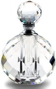 H&D Crystal Art Deco Vintage