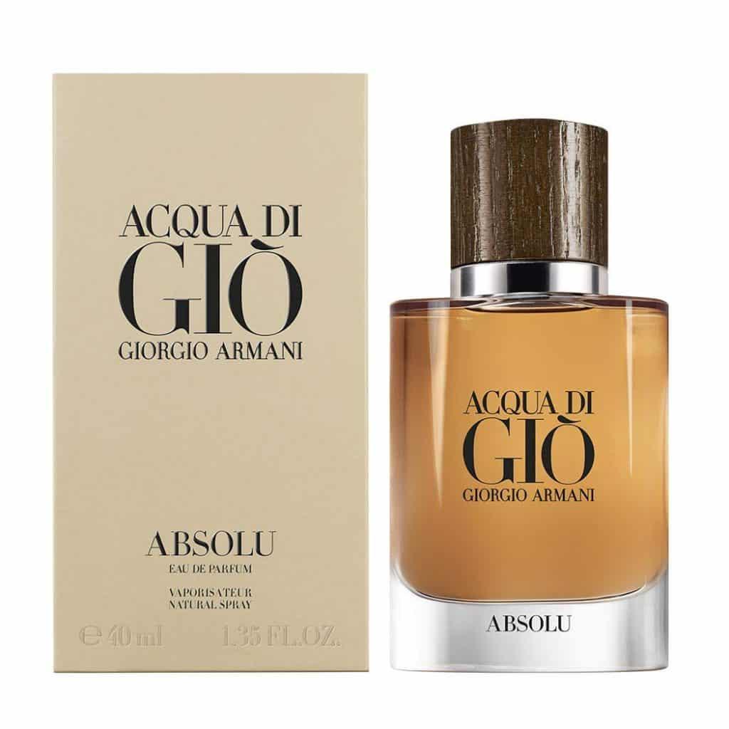 Best Cologne GIORGIO ARMANI Acqua Di Gio Absolu