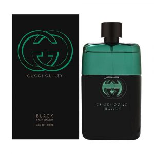 The best Gucci cologne - Gucci Guilty Black