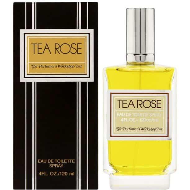 Tea Rose by Perfumer's Workshop