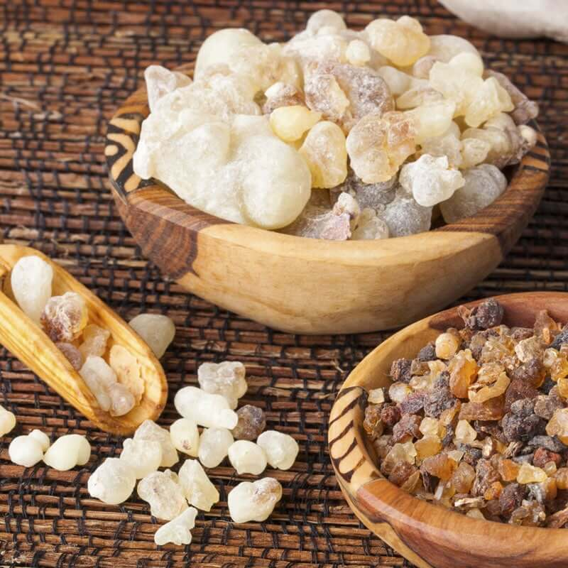 What Does Frankincense Smell Like