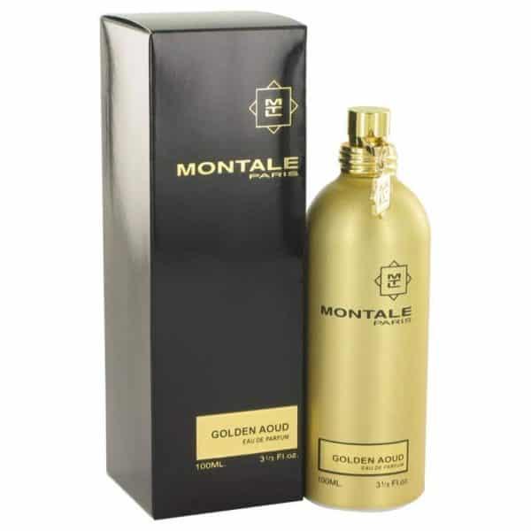 Golden Aoud Eau de Parfum by Montale