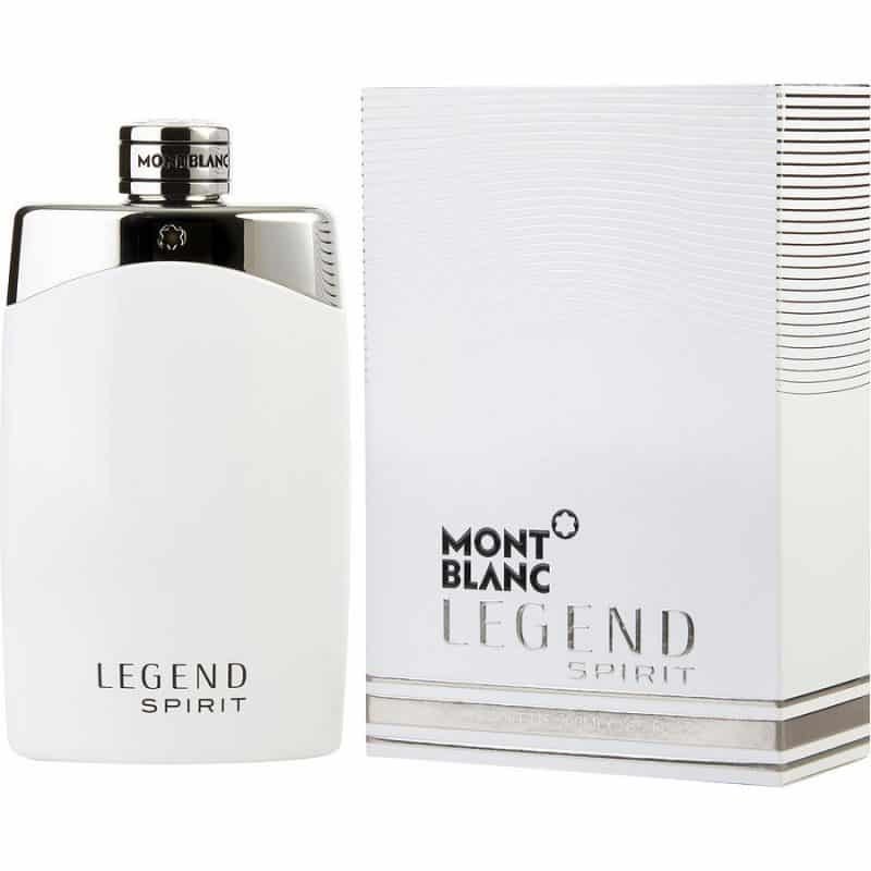 Best Cologne For Men In Their Forties - Mont Blanc Legend Spirit
