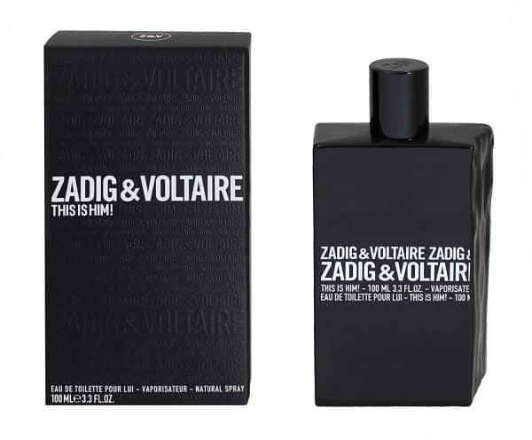 This is Him Eau De Toilette by Zadig & Voltaire