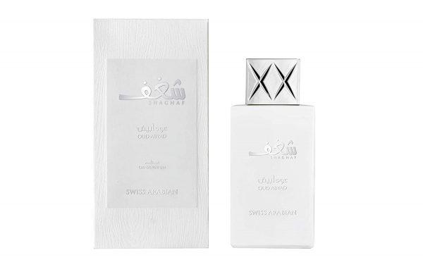 Shaghaf Oud Abyad Eau de Parfum by Swiss Arabian