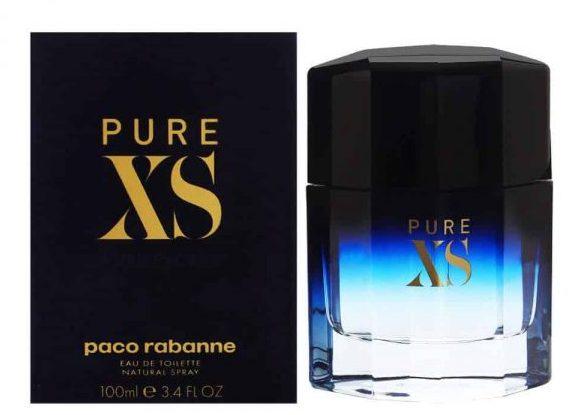 Men's vanilla cologne -  PACO RABANNE Pure Xs