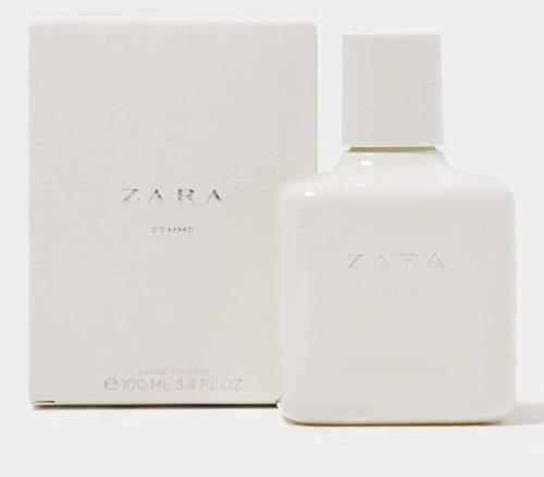 New ZARA FEMME 100 ML EDP