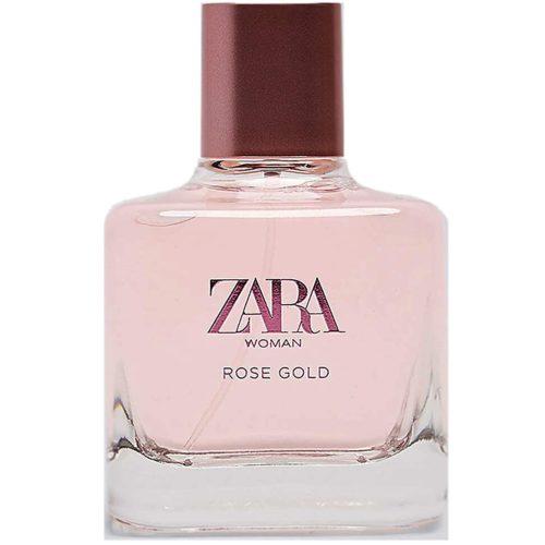 Best Zara Perfume - New ZARA ROSE GOLD EAU DE TOILETTE