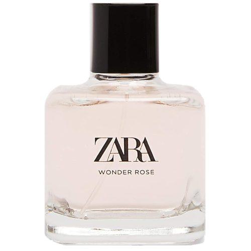 Best Zara Perfume - New ZARA WONDER ROSE EAU DE TOILETTE