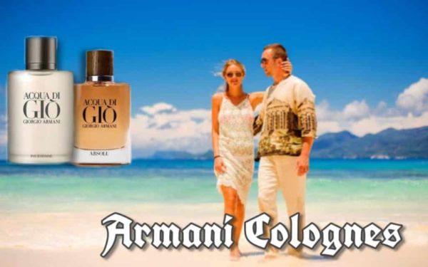 Armani-Colognes