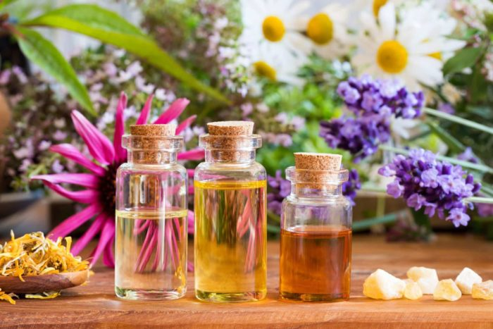 How to make perfume with essential oils