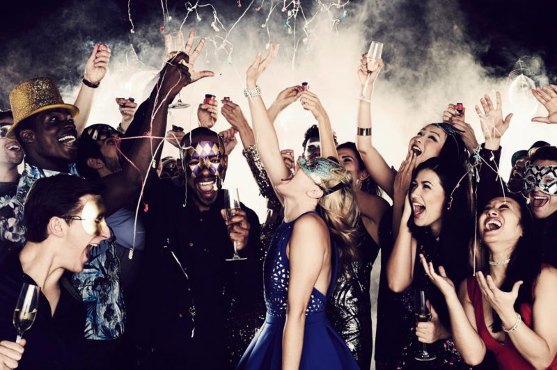 best clubbing perfumes - party