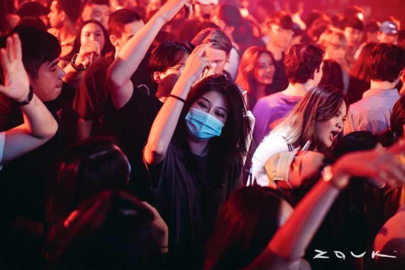 best clubbing perfumes - mask