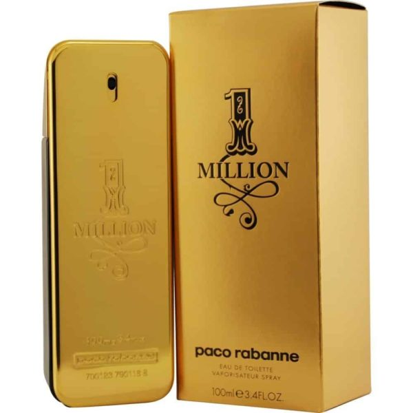 1 Million FOR MEN,the Best Colognes To Attract Females