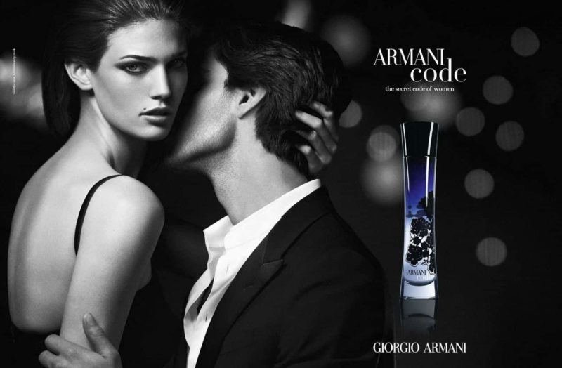 Giorgio armani code 1