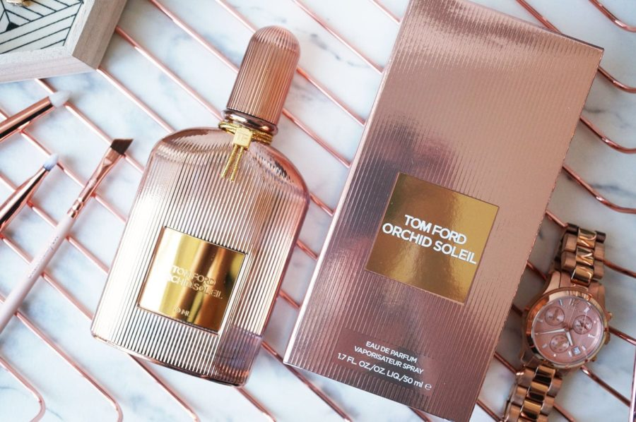 Best Tom Ford Perfumes for Women - Orchid Soleil EDP