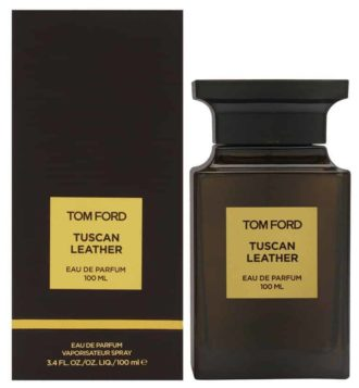 Best Tom Ford Perfumes for Men - Tuscan Leather