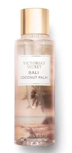 Victoria's Secret Bali Palm, don't forget the  coconut oil and  sun cream